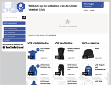 Tablet Preview of ijvcshop.nl